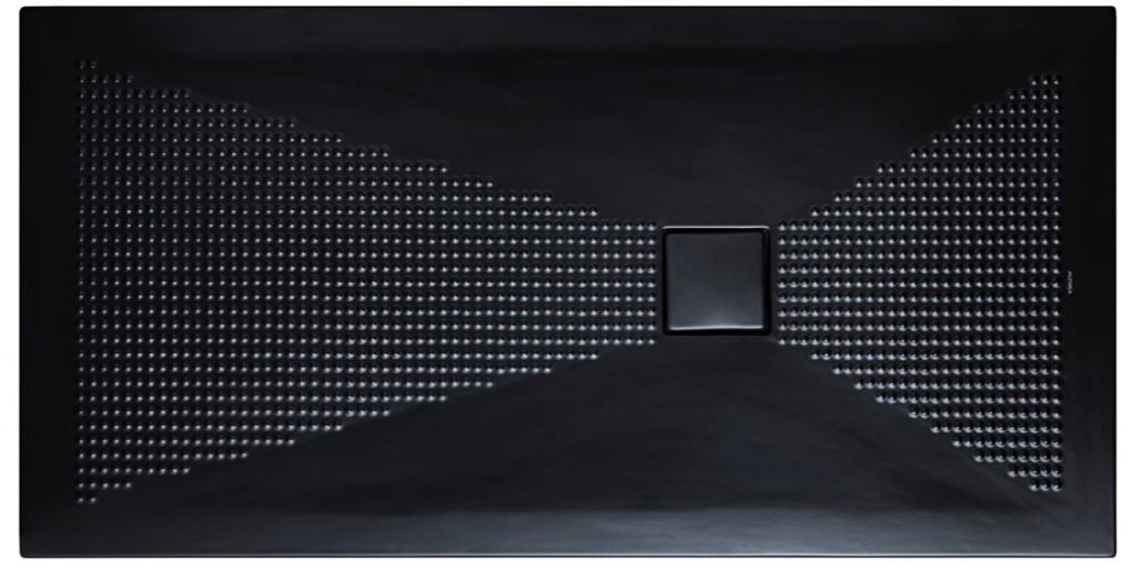 graffioPLUS 140X70 NERO