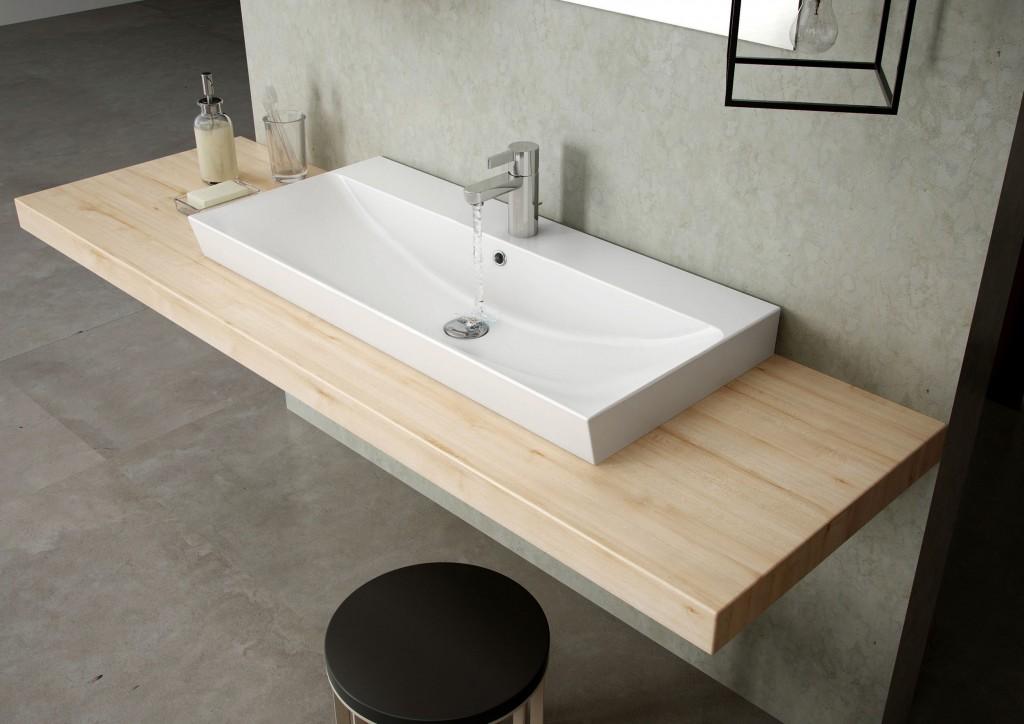 Pluston Set Up Sit on top basin